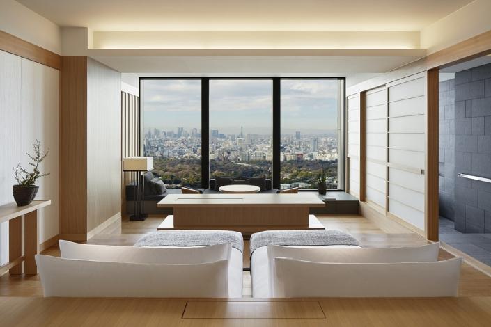 Luxushotels Aman Tokyo Japan Reisegalerie|