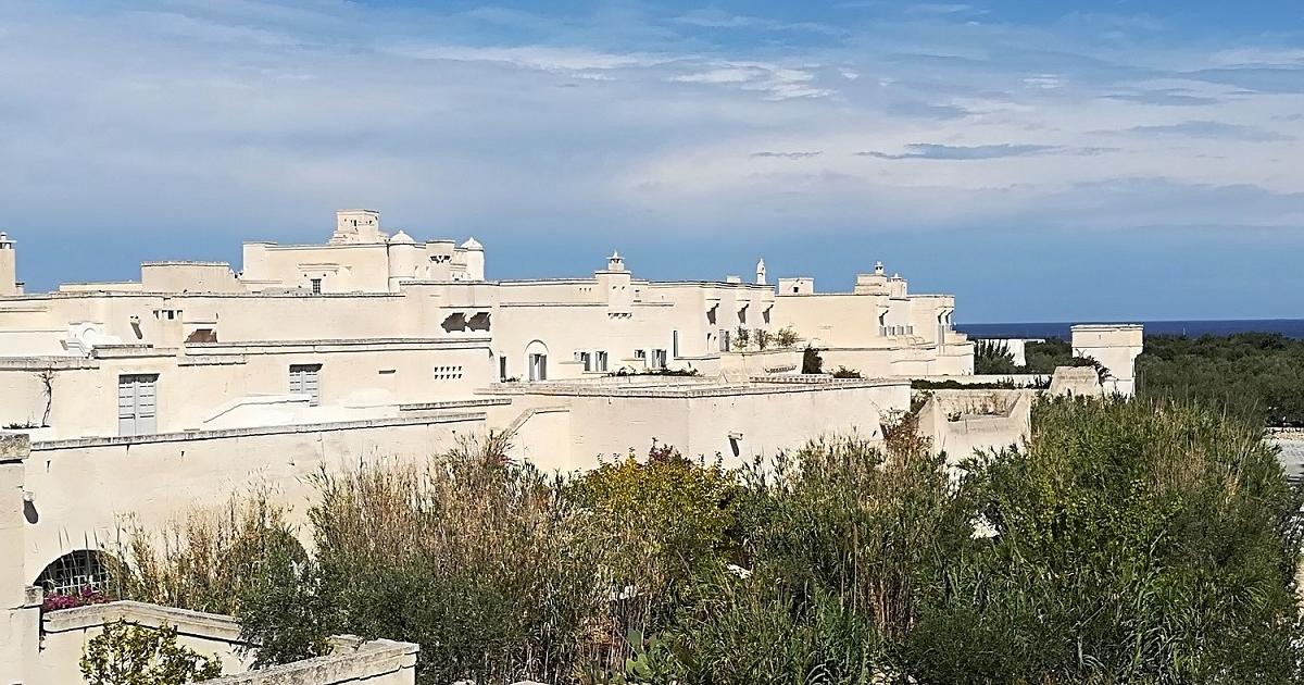 Apulien Borgo Egnazia