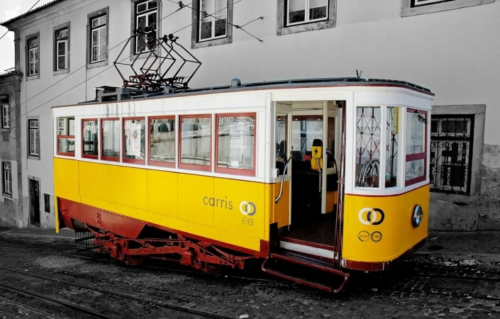 Bahn Lissabon
