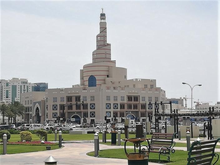Doha-Al-Fanar-Moschee