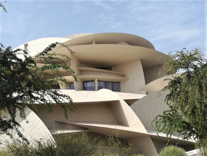 Doha-National-Museum-of-Qatar