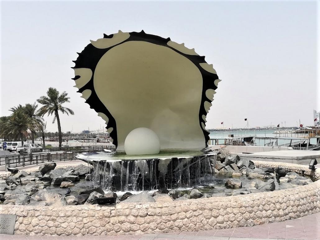 Doha-Wahrzeichen-The-Pearl