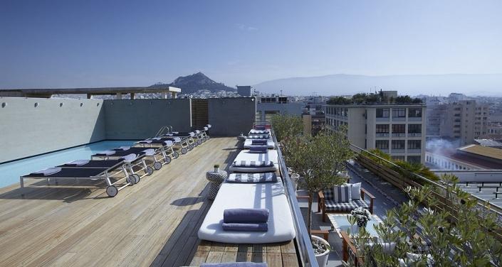 Fresh Hotel Pool