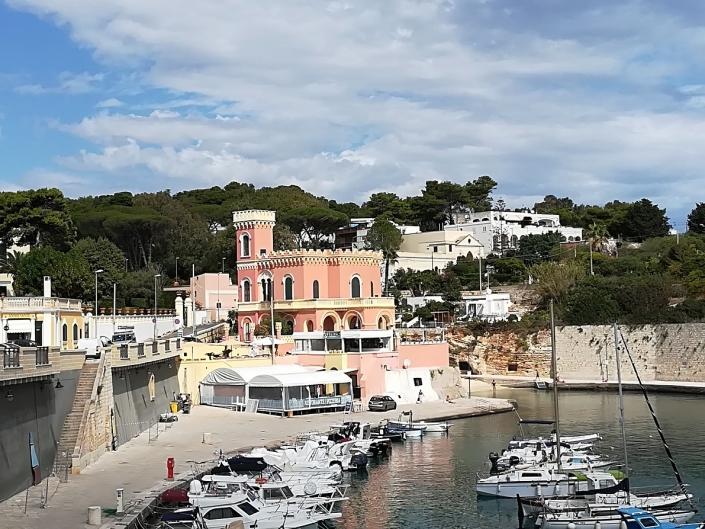Italien Apulien