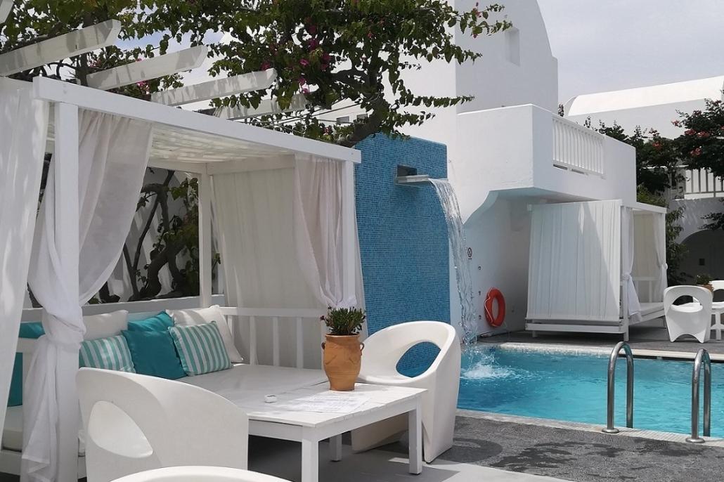 Santorini Aressana Spa Hotel & Suites