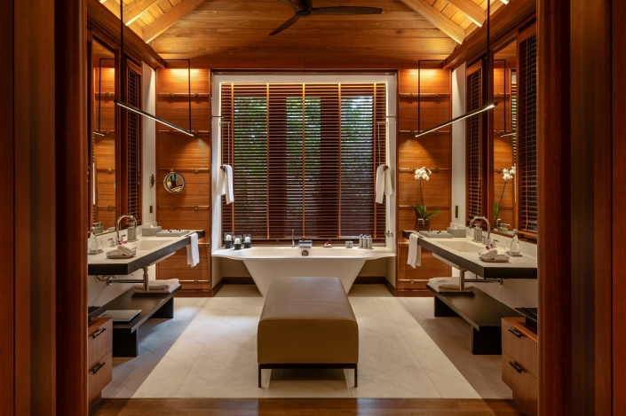 The Datai Rainforest_Villa Barthroom