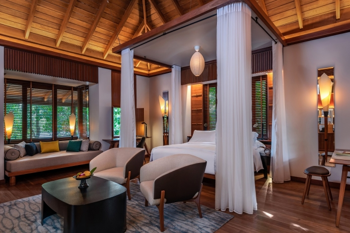 The Datai Rainforest Villa Room