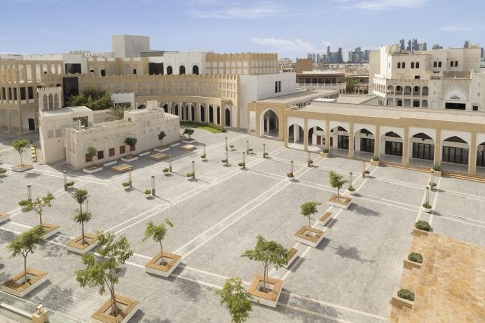 Al Najada Courtyard