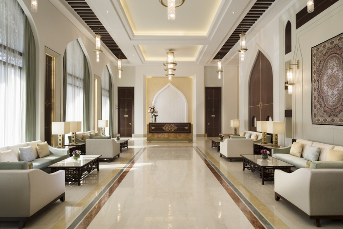 Al Najada Green Lobby Lounge
