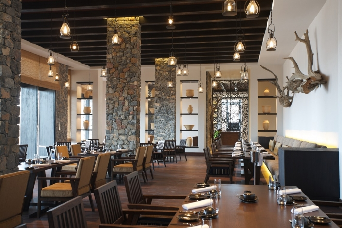 Alila Jabal Akhdar Restaurant Juniper