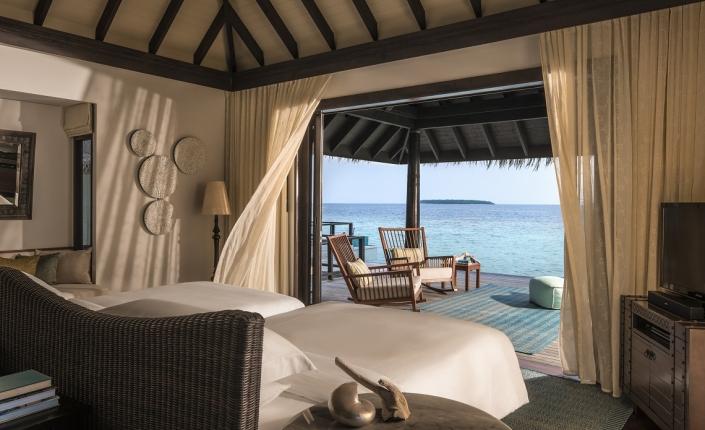 Luxushotels Anantara Kihavah Malediven Reisegalerie|