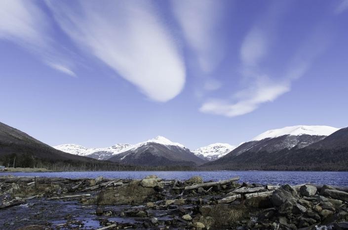 Argentinien Ushuaia Lago Escondido