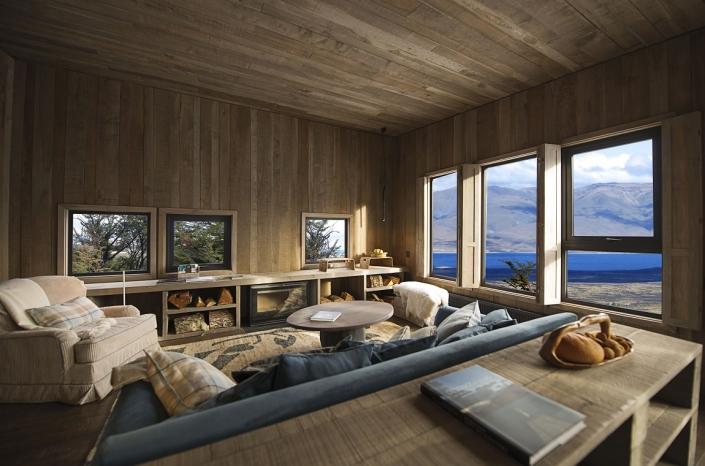 Awasi Patagonia Living Room