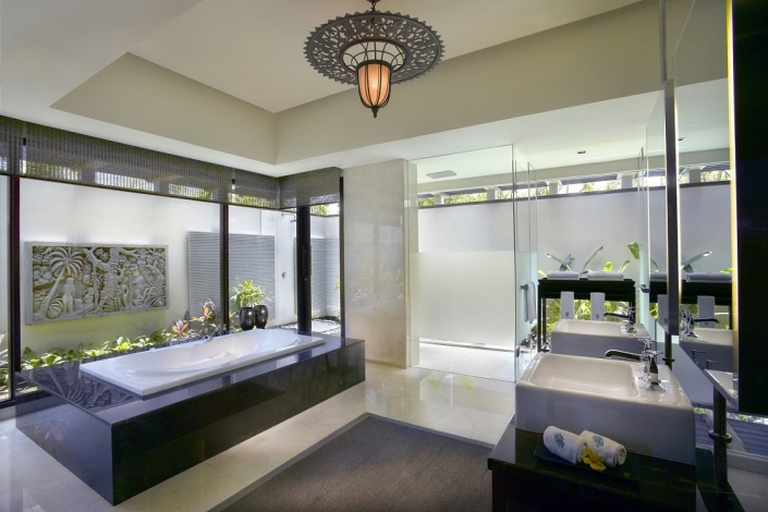 Banyan Tree Ungasan Bathroom