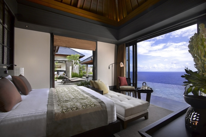 Banyan Tree Ungasan Room Cliff Edge Ocean View