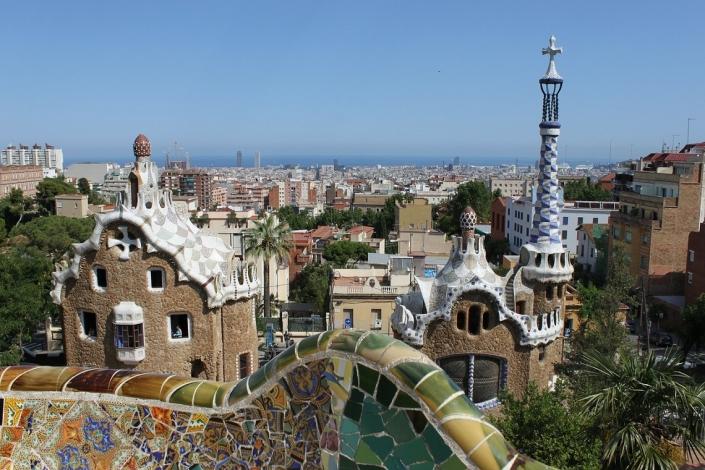 Barcelona Parc Guellay