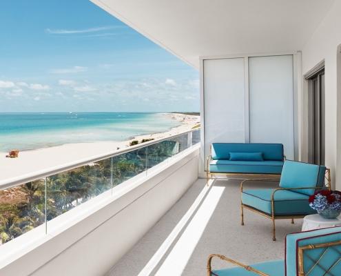 Faena Hotel Premier Oceanfront Corner Suite Room
