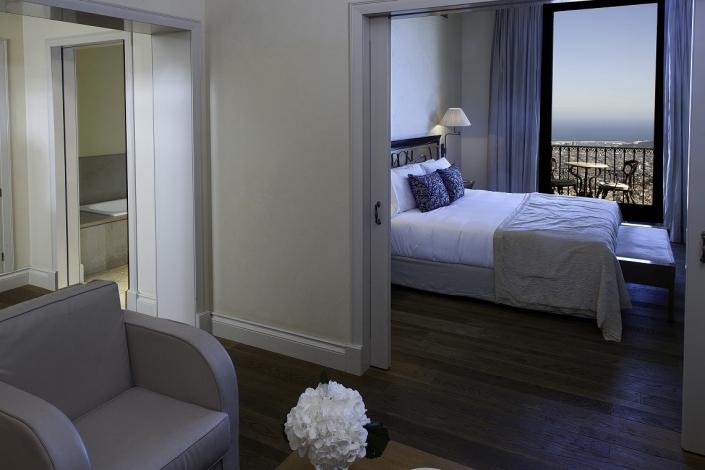 Gran Hotel La Florida Juniorsuite Ciudad
