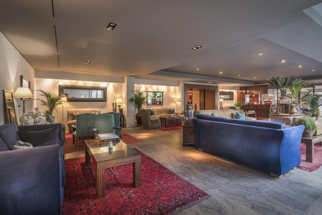 Gran Hotel La Florida Lobby