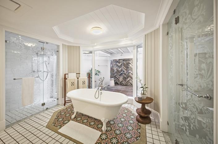 Heritage Le Telfair Junior Suite Bathroom