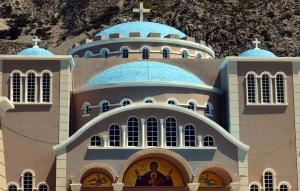 Kreta Kloster Agios Nikolaos
