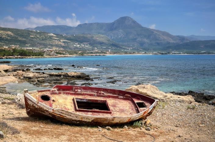 Kreta Meer