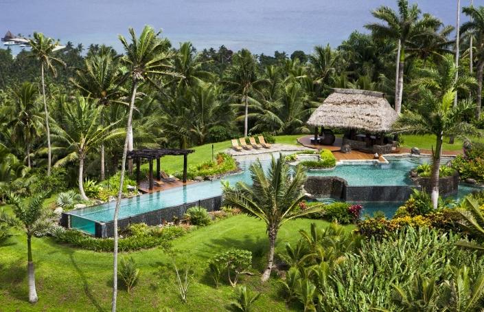 Luxushotels Laucala Island Fidschi Reisegalerie|