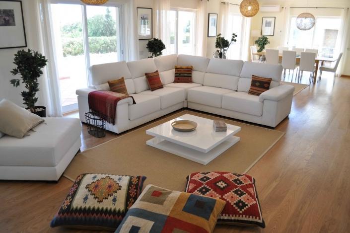 Martinhal Luxury Villas Wohnzimmer