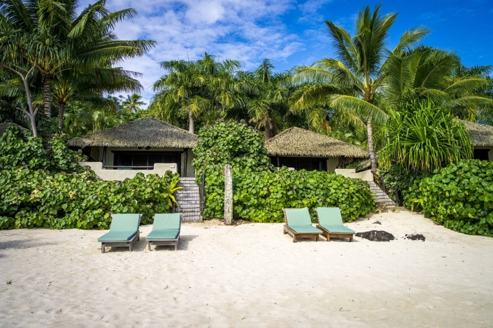 Pacific Resort Aitutaki Premium Beachfront Bungalow