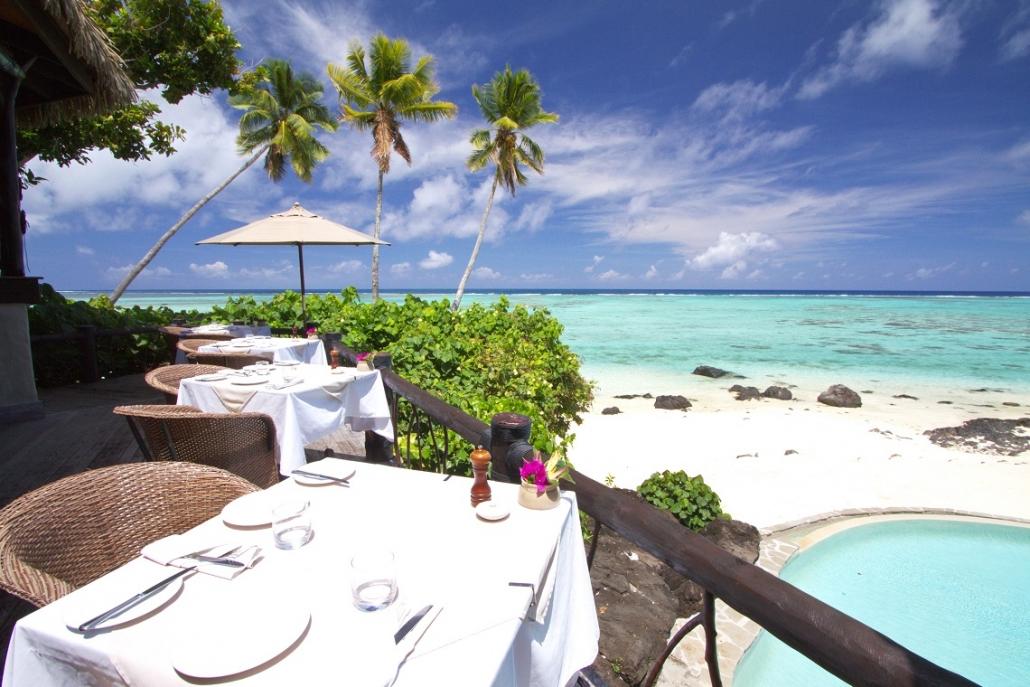 Luxushotels Pacific Aitutaki Island Cook Island Reisegalerie|