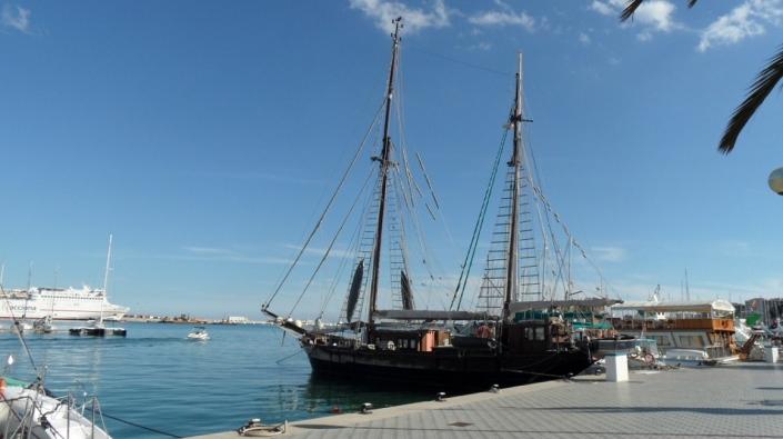 Palma de Mallorca Hafen