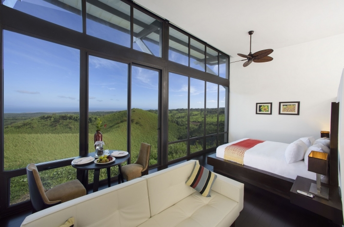Pikaia Lodge Garden Suite