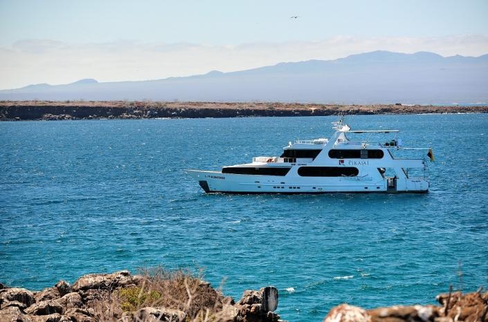 Pikaia Lodge Pikaia Yacht