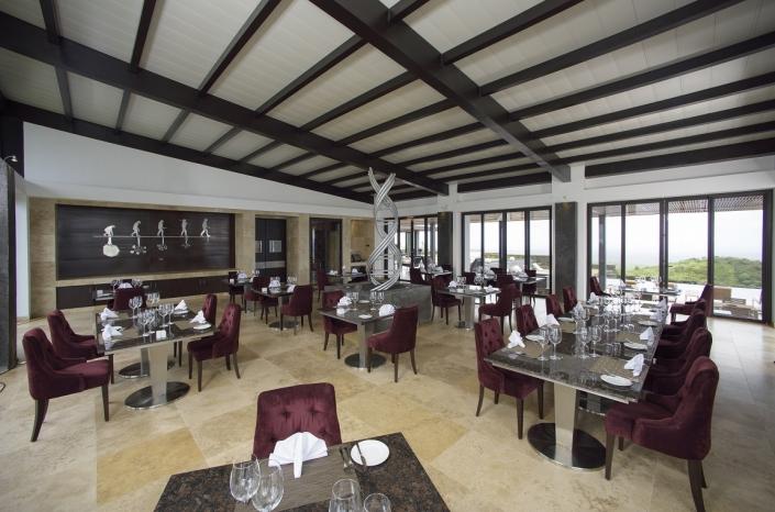 Pikaia Lodge Restaurant