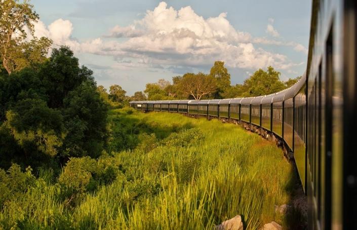 Rovos Rail Tanzania