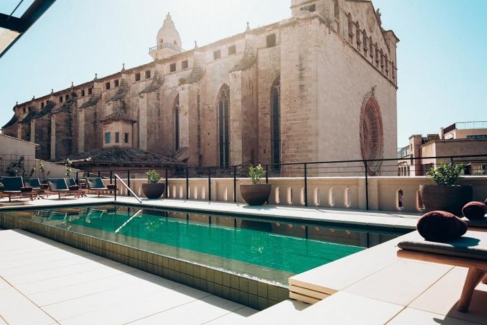 Luxushotels Sant Francesc Mallorca Reisegalerie|