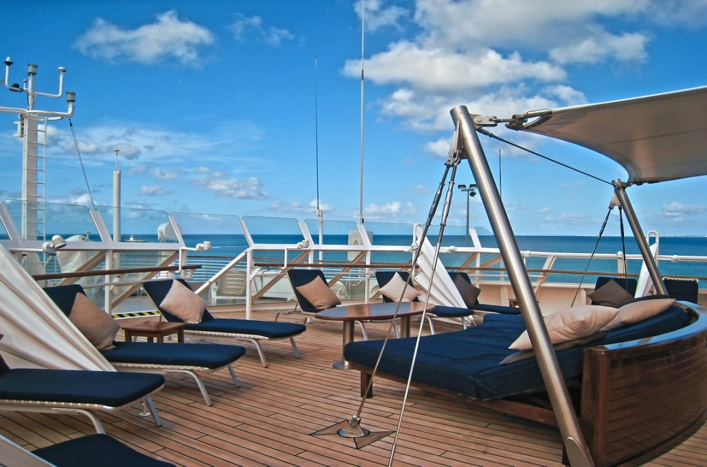 SeaDream Deck