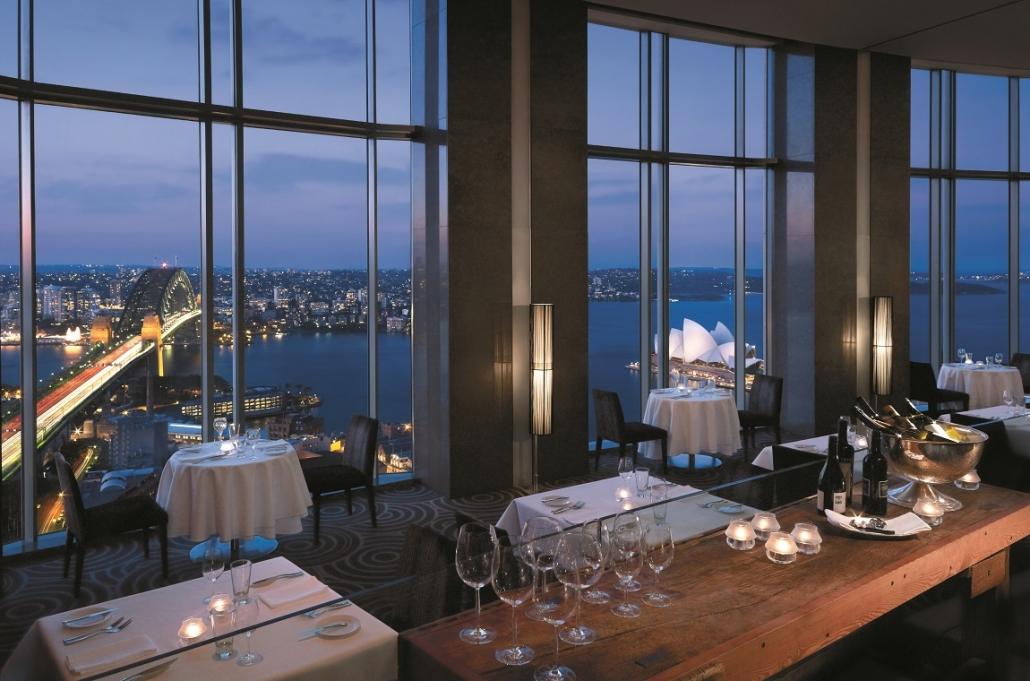Luxushotel Shangri La Sydney Reisegalerie|