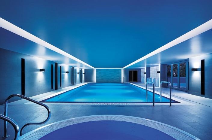 Shangri-La Swimming Pool