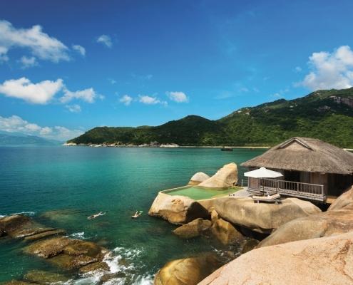 Six Senses Ninh Van Bay Water Villa