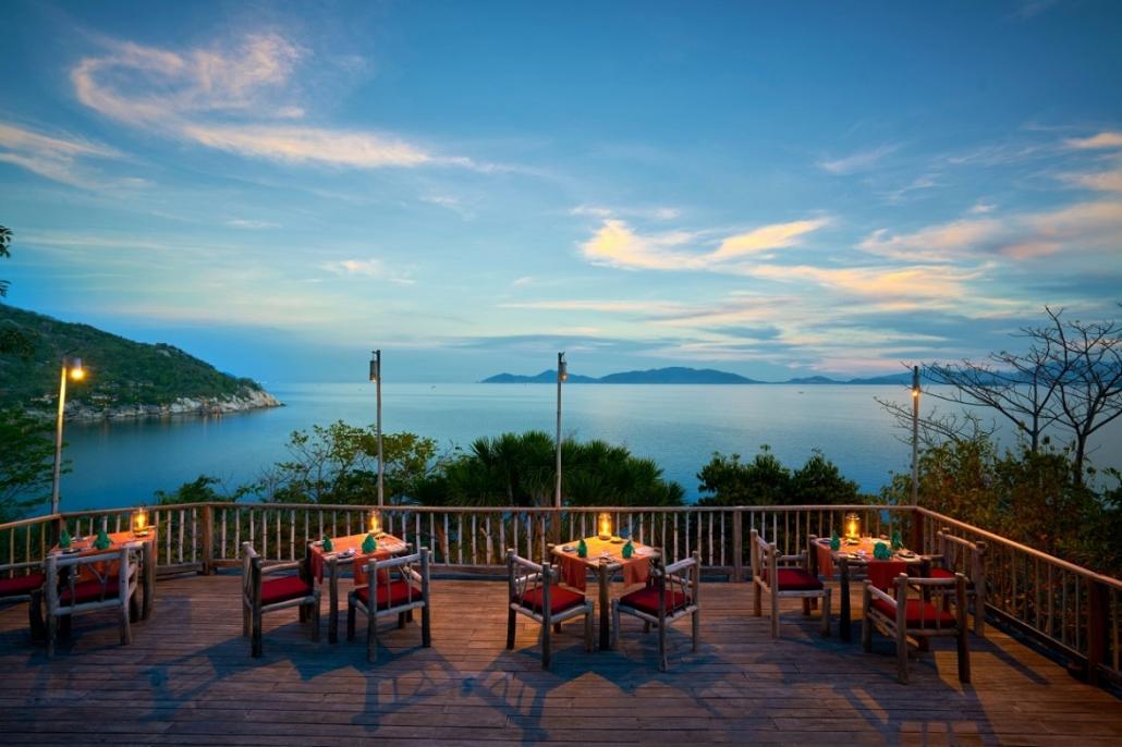 Luxushotels Six Senses Ninh Van Bay Vietnam Reisegalerie|