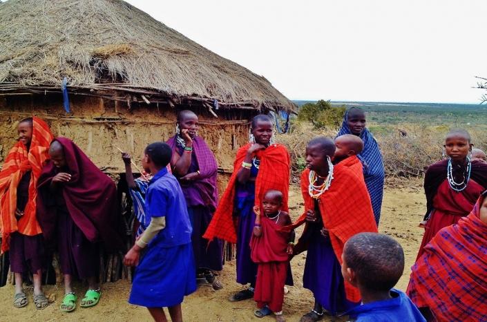 Tansania Massai