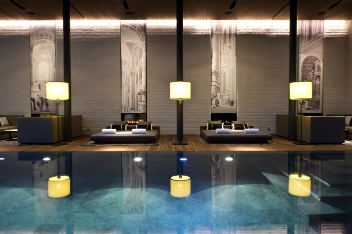 The Chedi The Pool