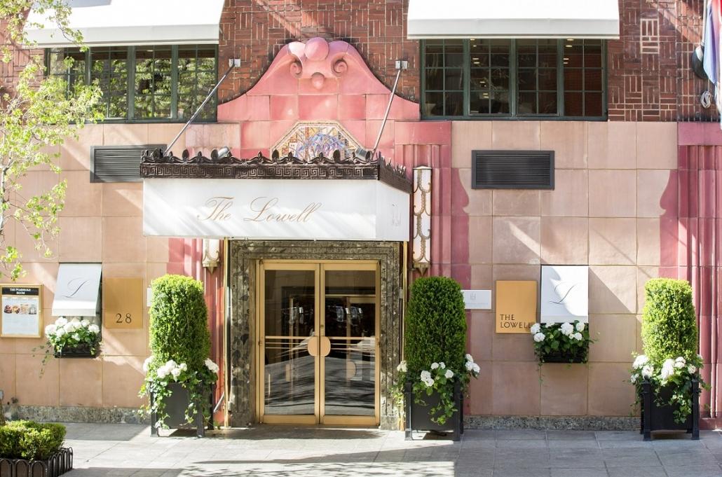 Luxushotels The Lowell New York Reisegalerie|
