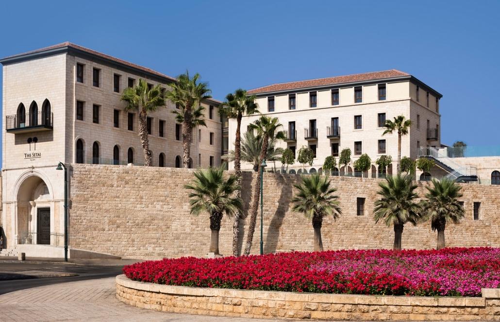 Luxushotels The Setai Tel Aviv Israel Reisegalerie|