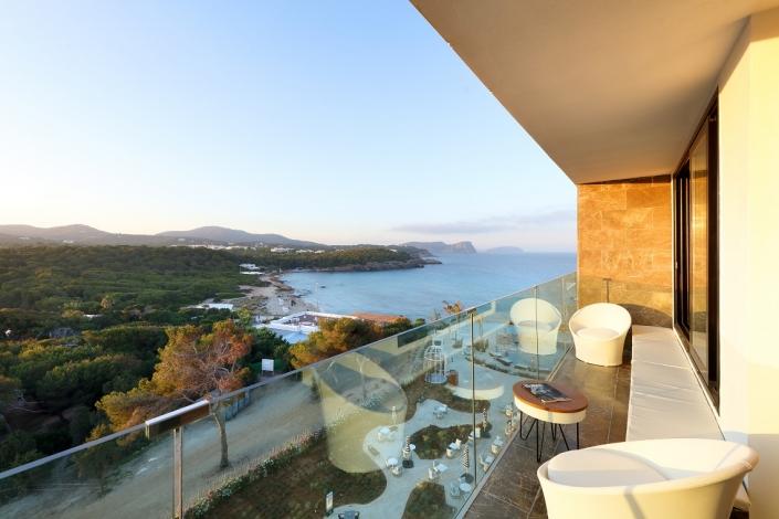 Bless Hotel Ibiza Balkon