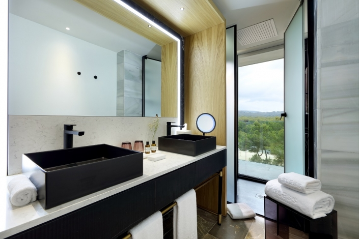Bless Hotel Ibiza Bathroom