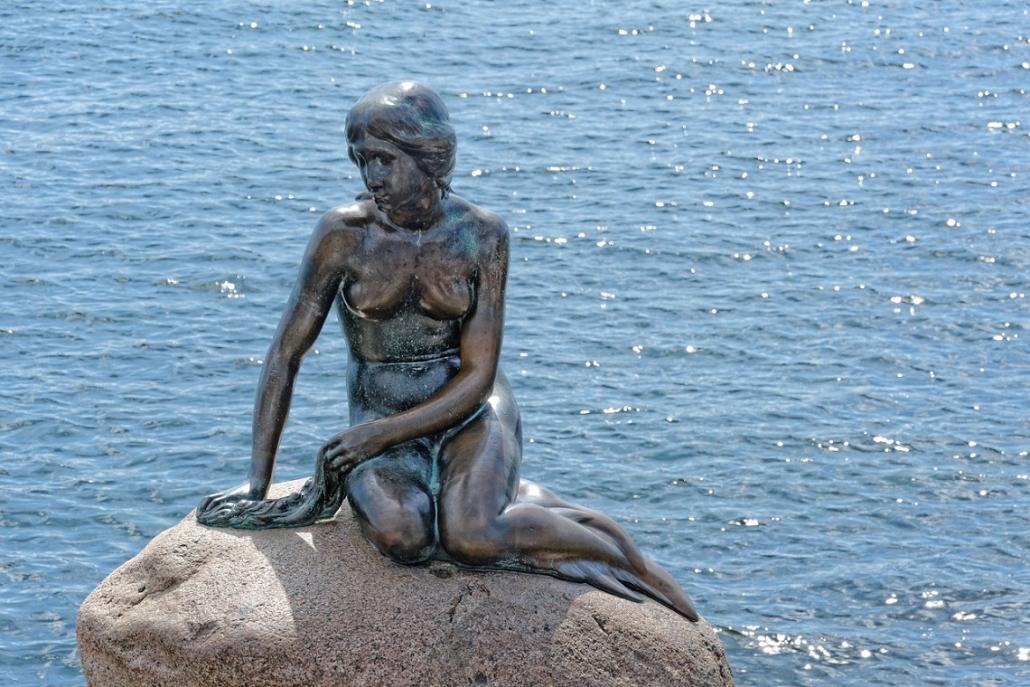 Denkmal von Kopenhagen