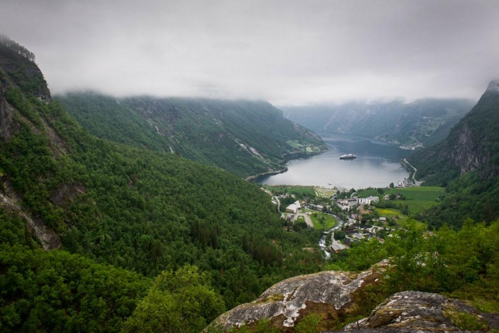 Ponant Le Bellot Norwegen Fjorde