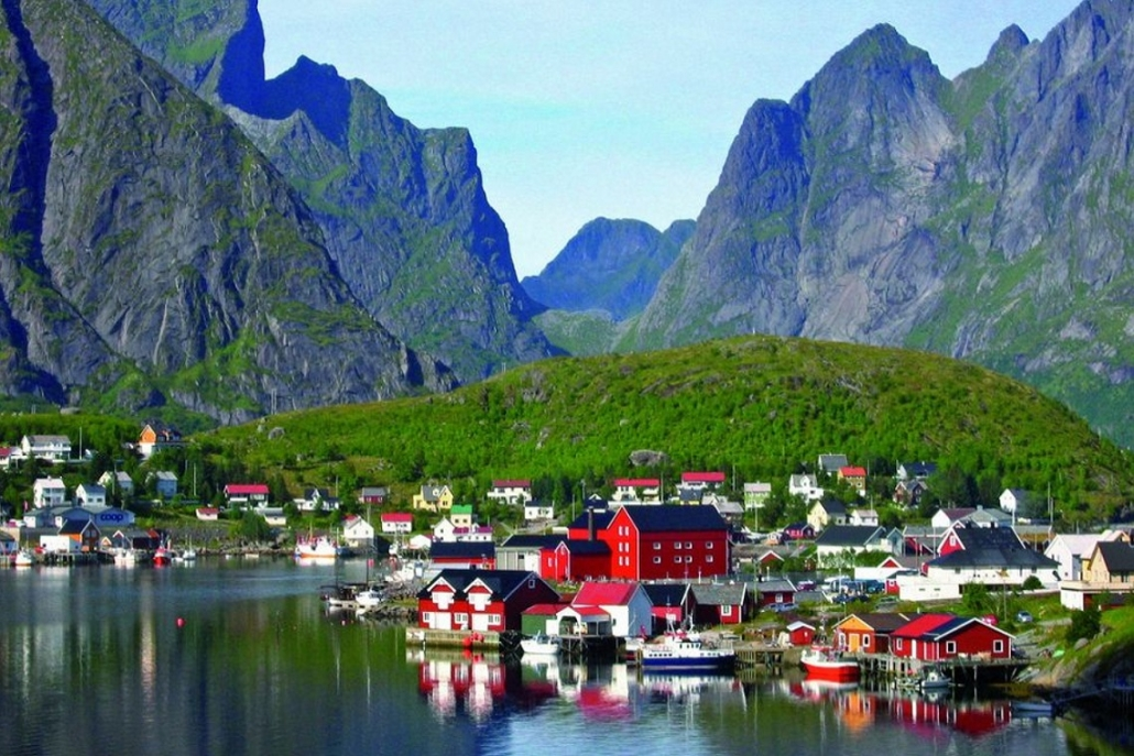 Ponant Le Bellot Norwegen Lofloten